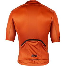 Biehler Signature³ Performance Jersey Korte Mouwen Heren, electric rust